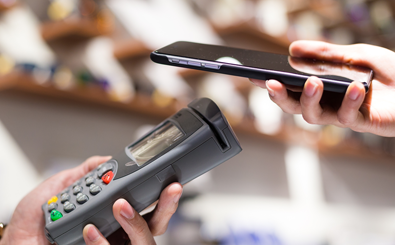 Mobile point of sale & credit card reader